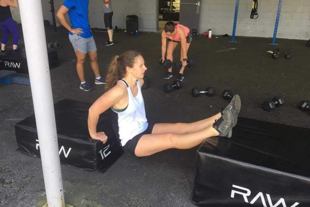 Personal Edge Fitness Athlete And Speed Training